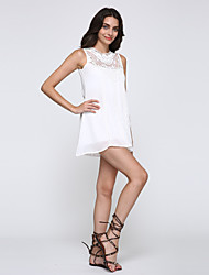 cheap -Women's Elegant Dress (lace)