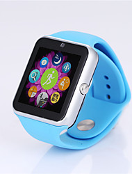 cheap -The New WeChat QQ Touch Screen Mobile Phone Card Camera Android Bluetooth Universal Smart Watch