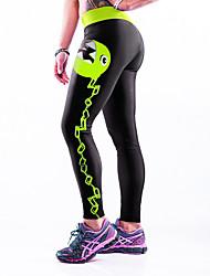 cheap -Women Cross - spliced Legging,Polyester