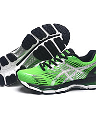 cheap -ASICS® GEL-NIMBUS 17 Running Shoes Sneakers Road Running Shoes Men's Anti-Slip Cushioning Breathable Wearproof Performance Outdoor Knitted Mixed