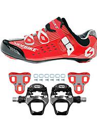 BOODUN/SIDEBIKE® Sneakers Sko til landevejscykling Cykelsko Cykelsko m. pedal og tåjern Unisex Dæmpning Vej Cykel Cykling