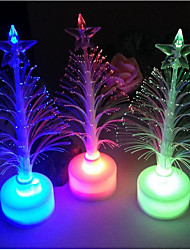 cheap -Led Fiber Optic Tree Tree Colorful Color Fiber Optic Tree Decoration Small Gift Perspective