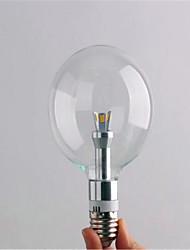 cheap -2700/6500 lm E26/E27 LED Globe Bulbs G80 3 leds SMD 3528 Decorative Warm White Cold White AC 220-240V