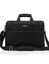 New Unisex Solid 15.6 pollici Laptop antiurto Notebook Computer singolo sacchetto di spalla della borsa