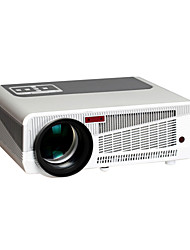 abordables -HTP LED86+ without android OS LCD Proyector de Home Cinema WXGA (1280x800)ProjectorsLED 2800 Lumens