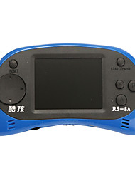 cheap -Coolboy RS-8A 260 In 1 Portable Handheld Game Console Built In Battery Support TV-out Toy Gift