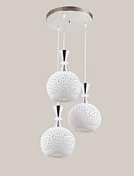 cheap -Pendant Light Ambient Light - LED, Modern / Contemporary, 110-120V 220-240V, Warm White, Bulb Not Included