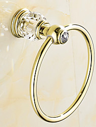 cheap -Towel Bar Contemporary Stainless Steel 1 pc - Hotel bath towel ring