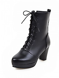 Women's Boots Spring / FaWinterHeelsPlatf/Western Boots / Snow Boots / Roller Skate Shoes / Ridin Occasionccasionccasion