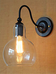 baratos -Moderno / Contemporâneo Luminárias de parede Metal Luz de parede 110-120V / 220-240V 4W