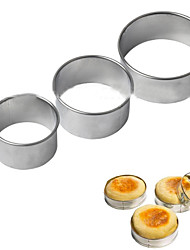 cheap -1pc Novelty For Chocolate For Pie For Cookie Metal High Quality Mold