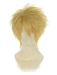 cheap -amnesia toma light gold versatile cupola halloween wigs synthetic wigs costume wigs Halloween