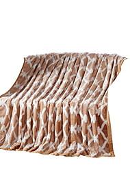 bedtoppings ricoprono flanella corallo pile matrimoniale 200x230cm stampe 310gsm spessore