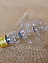 cheap -G95 Edison Diamond Sky Star Light Bulb E27 3W 2300K 220V Warm Yellow