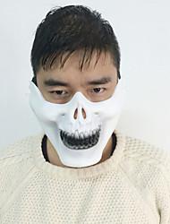 1pc le emirates masque squelette pour costume de halloween