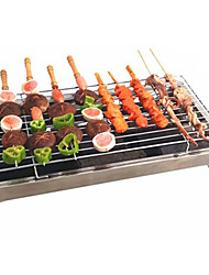 cheap -1PC Mini Kitchen Supplies Stainless Steel Barbecue Grilled BBQ Tool Set