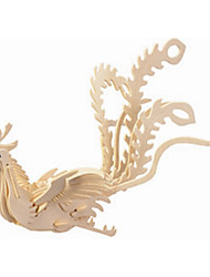 cheap -Wooden Puzzles Eagle Professional Level Wood Christmas Carnival Children's Day Girls' Boys' Gift