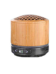 Portable Mini-Audio Subwoofer (Note Wood Yellow)
