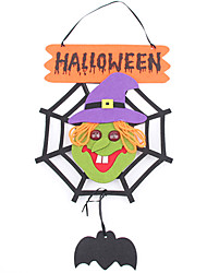 1pc la guirlande des accessoires pour costume de halloween