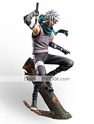 Naruto Hatake Kakashi PVC 20cm Anime Action Figures Model Toys Doll Toy 1pc