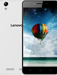 "economico -lenovo K10e70 5.0 "" Android 6.0 Smartphone 4G (Due SIM Quad Core 8 MP 2GB + 16 GB Nero / Bianco)"