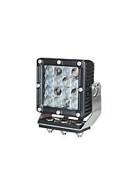 1PCS Top Quality LED Work Light IP68 80W 8000LM LED Work Light Trailer Truck Engineering LED Work Light
