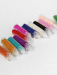 economico -12pcs/set Kit Nail Art Nail Art Kit Strumento manicure makeup Cosmetic Nail Art fai da te