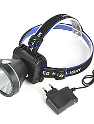Rechargeable 2000Lumen LED Headlight Camping Headlamp Work Spot Head Lamp Light