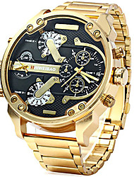 cheap -SHIWEIBAO Watch Men Luxury Brand Men Army Military Wristwatches Clock Male Gold Watch Relogio Masculino
