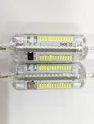 povoljno -4W 200-300 lm R7S LED klipaste žarulje T 104 LED diode SMD 3014 Ukrasno Toplo bijelo Hladno bijelo AC 220-240V