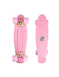 cheap -22 Inch Cruisers Skateboard Standard Skateboards PP (Polypropylene) Light Pink