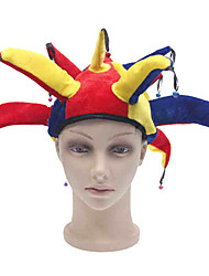 1шт Халоуин декора новизны подарка Террористические украшения косплей шляпа