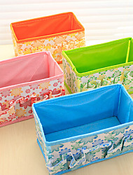 cheap -Textile Shopping Home Organization, 1set Desktop Organizers Jewelry Boxes Jewelry Organizers