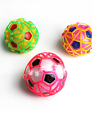 cheap -LED Lighting Balls Toy Footballs Light Up Toys Toys Sphere Football Lighting Dancing Large Size Electric Plastic Kids Pieces