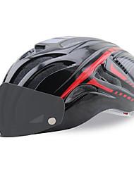 baratos -18 Aberturas Material de Grande Resistência, PVC, EPS Esportes Ciclismo de Estrada / Equitação / Ciclismo / Moto - Amarelo / Vermelho / Azul Unisexo