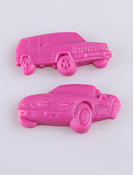 cheap -Car Shaped Fondant Cake Chocolate Silicone Molds,Decoration Tools Bakeware