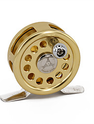 Isfiskehjul Flue Hjul / Trolling Spoler / Isfiskehjul 1:1 0 Kuglelejer HøjrehåndetFluefiskeri / Isfikeri / Vippefiskeri / Karper Fiskeri