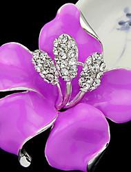peut polly mode exquise rose corsage style élégant