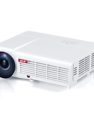 cheap -HTP LED-96 LCD Home Theater Projector 3000 lm Support WXGA (1280x800) 60-120 inch Screen