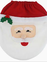 Недорогие -милый коммерческий мультфильм santa claus туалет крышка подушка 43cm * 33cm