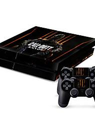povoljno -B-SKIN PS4 PS / 2 Vreće, sanduke i Skins Za PS4 Noviteti Vreće, sanduke i Skins PVC jedinica