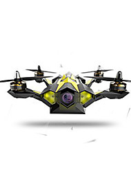 Недорогие -RC Дрон F16 6-канальн. 6 Oси 2.4G С HD-камерой 2.0 мп Квадкоптер на пульте управления Прямое Yправление Полет C Bозможностью Bращения Hа