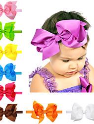 baratos -Bandanas Acessórios de cabelo Poliéster perucas Acessórios Para Meninas pçs cm Diário Clássico Alta qualidade
