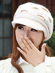Women's Knitwear Floppy Hat,Casual Fall Winter