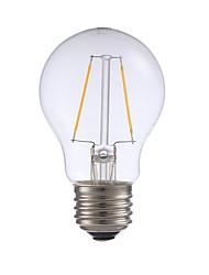 levne -GMY® 200lm E26 LED žárovky s vláknem A17 2 LED korálky COB Stmívatelné Teplá bílá 110-130V