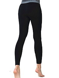 cheap -Women's Yoga Pants Sports Fashion High Rise Tights / Leggings Running, Fitness, Gym Activewear Breathable, Comfortable Stretchy