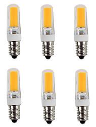 preiswerte -E14 LED Doppel-Pin Leuchten T 1 COB 380 lm Warmes Weiß Kühles Weiß K AC 220-240 V