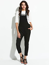 baratos -Mulheres Casual Blusa Conjunto Geométrica