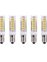 cheap -E14 LED Corn Lights T 75 leds SMD 2835 Warm White Cold White 1000lm 2700-3000  6000-6500K AC220V