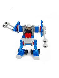 GUDI8206A Figurines d'Action & Animaux en Peluche Blocs de Construction Balles Jouets Guerrier Robot Garçon Fille Pièces